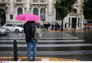 Καιρός αύριο: Βροχές και τσουχτερό κρύο σε όλη τη χώρα
