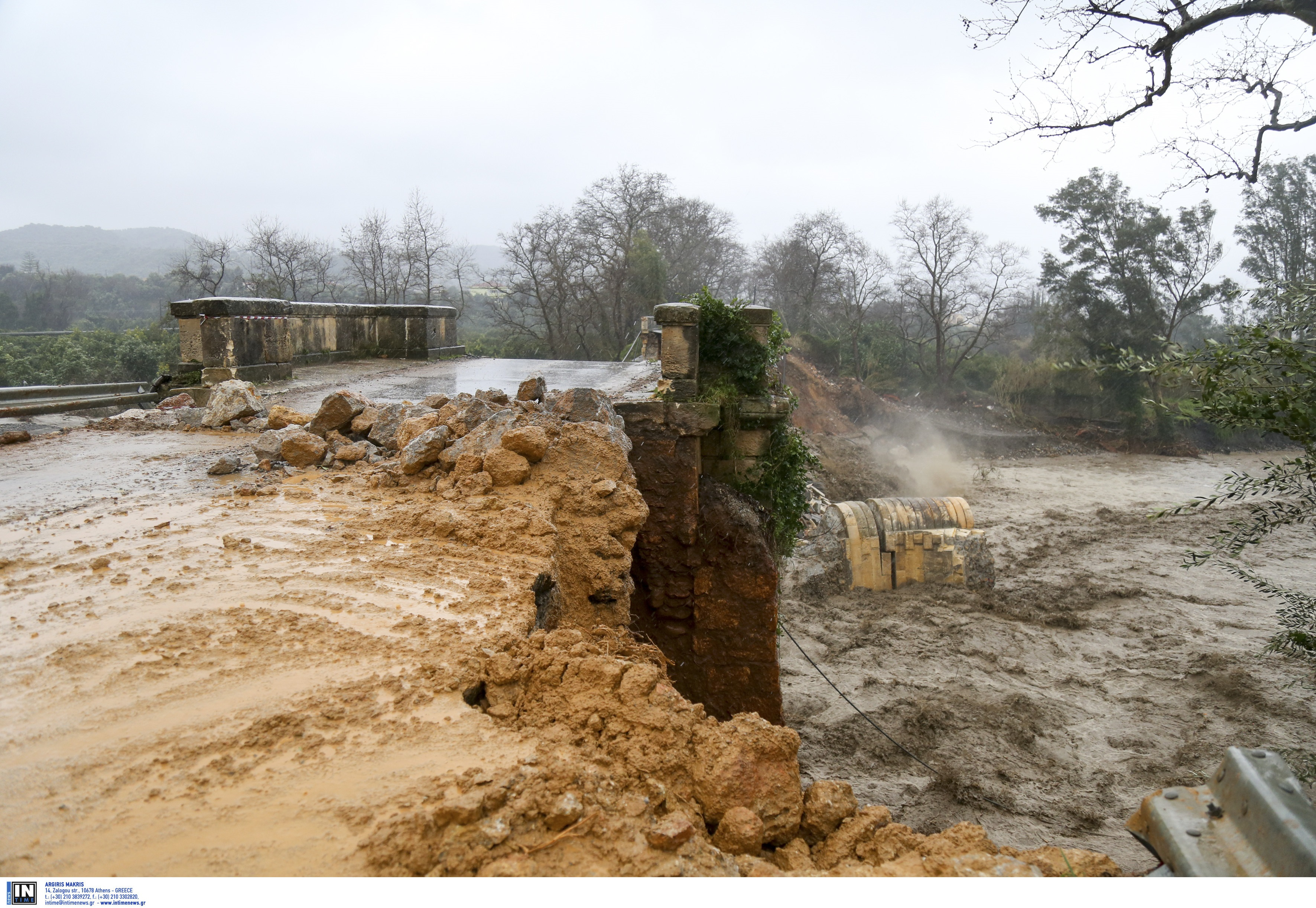 Σε κατάσταση έκτακτης ανάγκης ο Δήμος Οροπεδίου Λασιθίου εν όψει Ηφαιστίωνα