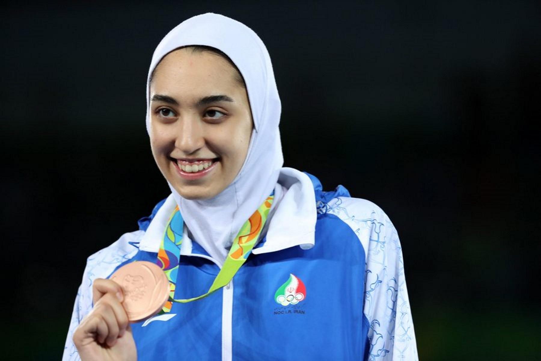 Κίμια Αλιζαντέχ: Εγκαταλείπει το Ιράν η μοναδική γυναίκα Ολυμπιονίκης της χώρας!