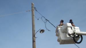 Προβλήματα με το ρεύμα σε Αττική και Βοιωτία έχει προκαλέσει η κακοκαιρία
