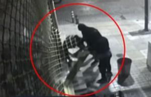 """Βίντεο ντοκουμέντο! Η στιγμή που ληστές """"χτυπάνε"""" κατάστημα στον Κορυδαλλό"""