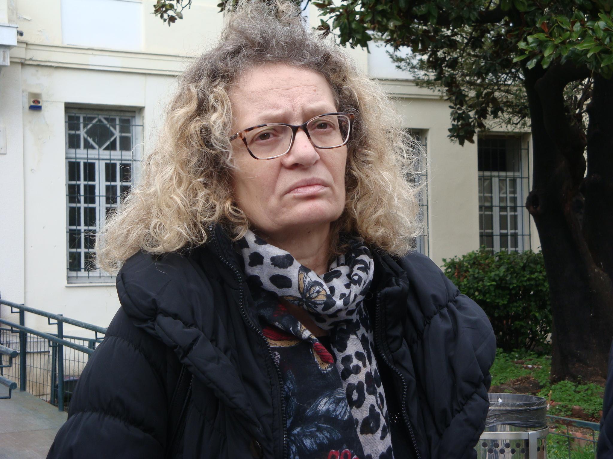 """Θεσσαλονίκη: Η μάνα που ραγίζει καρδιές! """"Εύχομαι να μην βρεθεί καμία γυναίκα στη δική μου θέση""""!"""