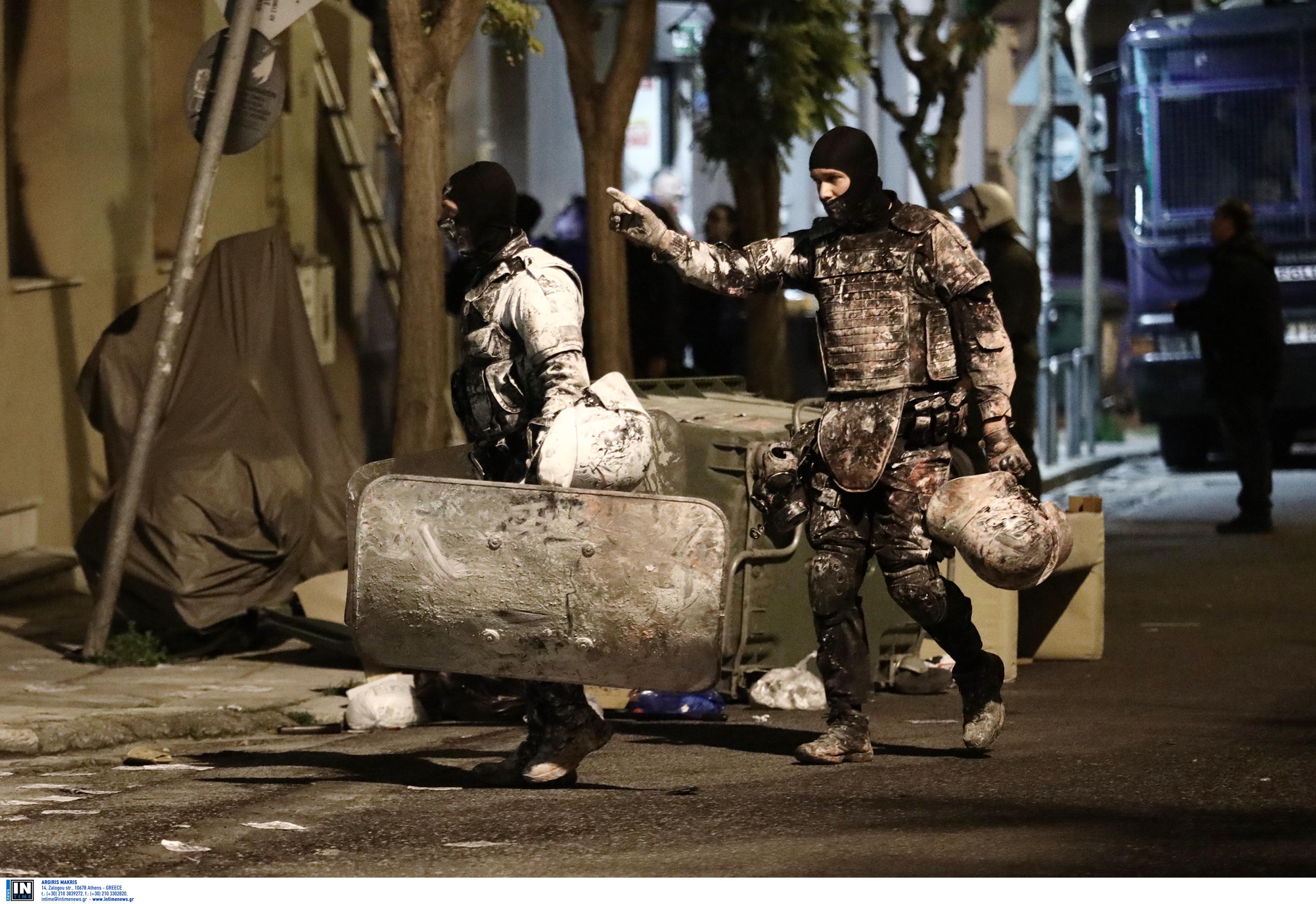 «Πόλεμος» δικαστών και αστυνομικών για το Κουκάκι