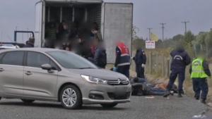 Λάρισα: Η απίστευτη ιστορία των 6 νεαρών προσφύγων που θα πέθαιναν κλειδωμένοι σε φορτηγό ψυγείο!