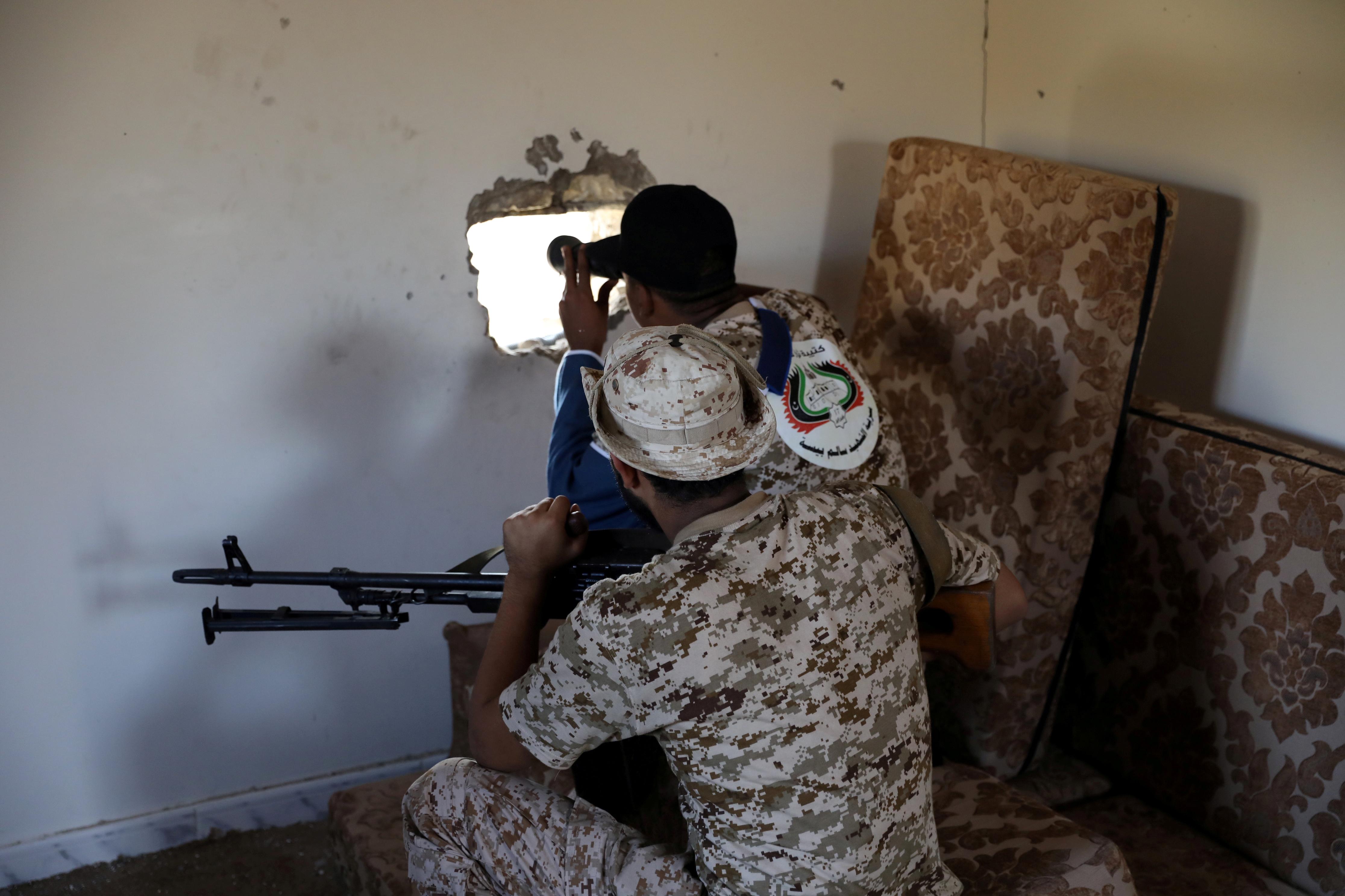 """Οργή ΟΗΕ για τα παιχνίδια στη Λιβύη! """"Φτάνει πια! Σταματήστε να στέλνετε μισθοφόρους"""""""