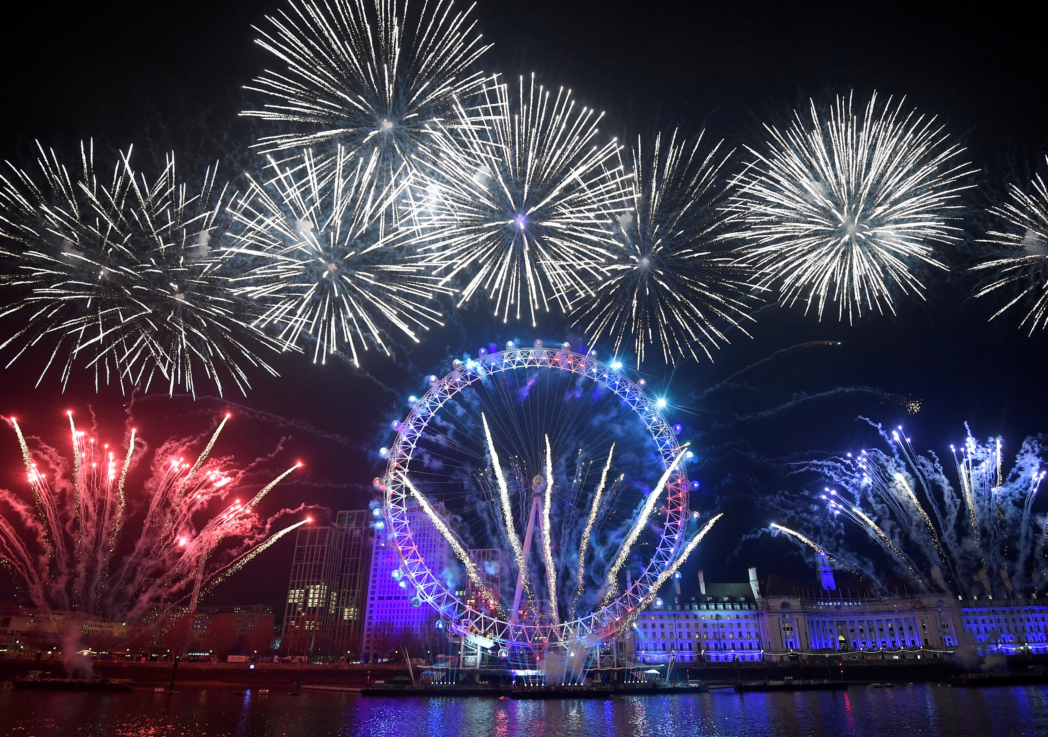 Κορονοϊός – Λονδίνο: Ματαιώνεται για δεύτερη χρονιά η γιορτή των πυροτεχνημάτων για το Νέο Έτος