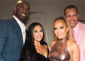 Ραγίζουν καρδιές τα λόγια συμπαράστασης της Jennifer Lopez στην γυναίκα του Kobe Bryant