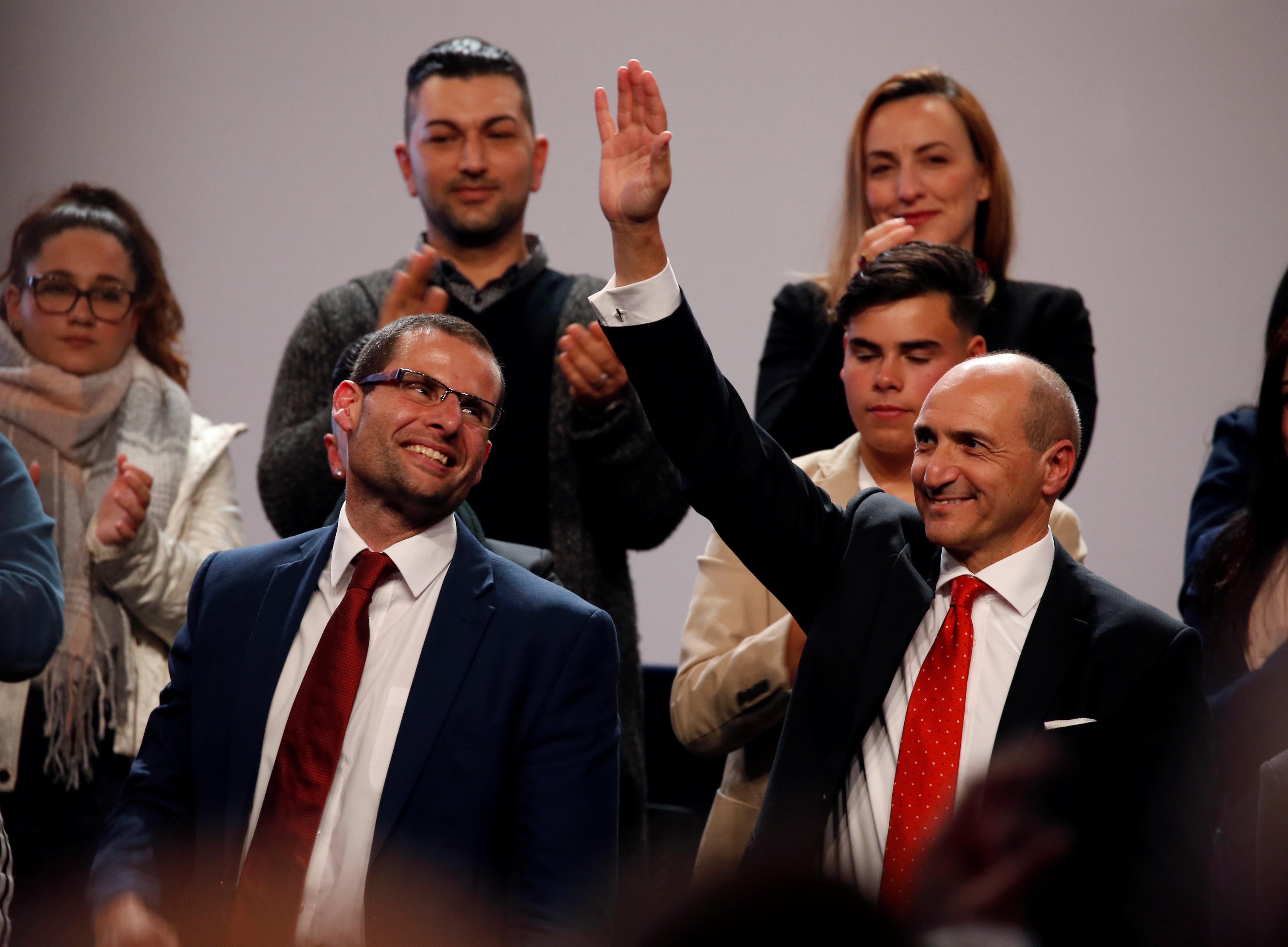 Έκπληξη στη Μάλτα! Νέος πρωθυπουργός ο Ρόμπερτ Αμπέλα