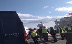 Μυτιλήνη: Επιστροφή έντεκα μεταναστών στην Τουρκία