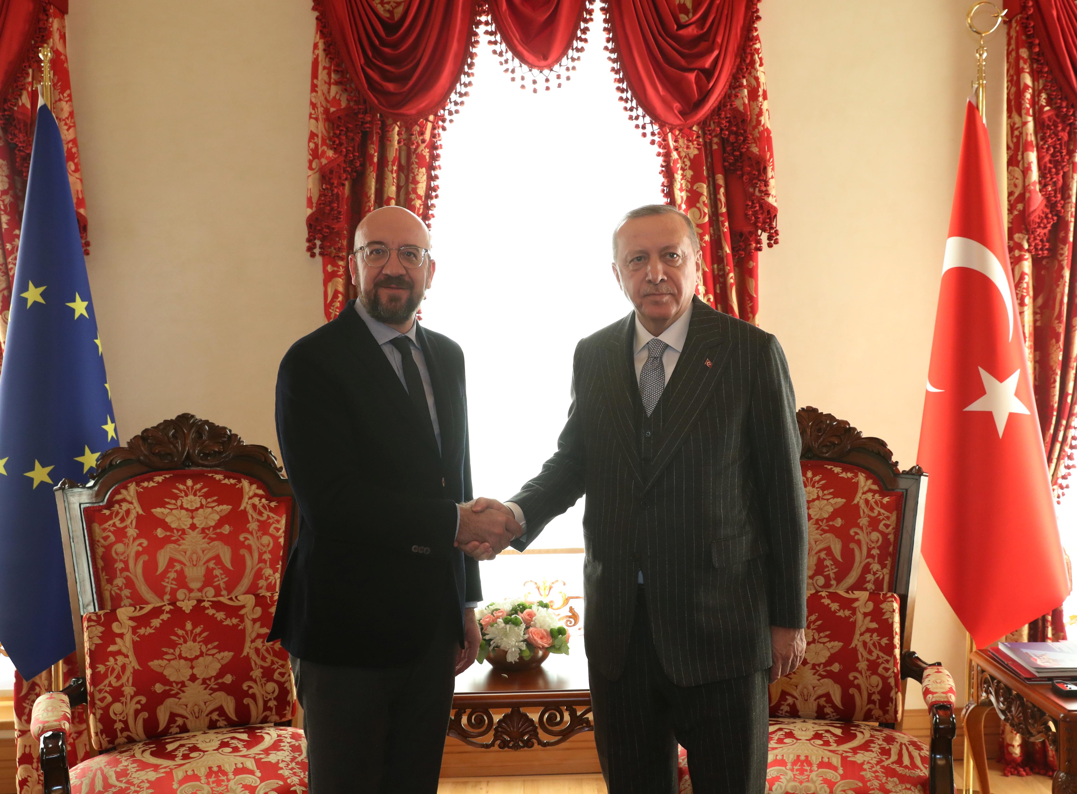 Σαρλ Μισέλ: «Παράθυρο ευκαιρίας» στις σχέσεις Ε.Ε – Τουρκίας αν η Άγκυρα σταματήσει να προκαλεί