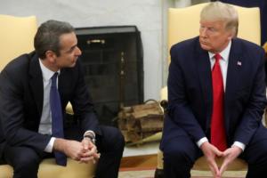 ΣΥΡΙΖΑ: Φιάσκο η επίσκεψη Μητσοτάκη στις ΗΠΑ, κάνει την Ελλάδα κομπάρσο