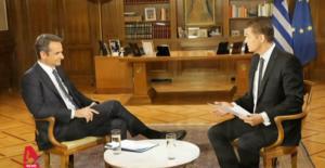 """Μητσοτάκης: """"Βέτο για την Λιβύη αν…""""! Η συνέντευξη του πρωθυπουργού"""