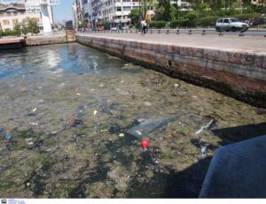 Πρόστιμα 390.713 ευρώ για την μόλυνση των θαλασσών μέσα στο 2019