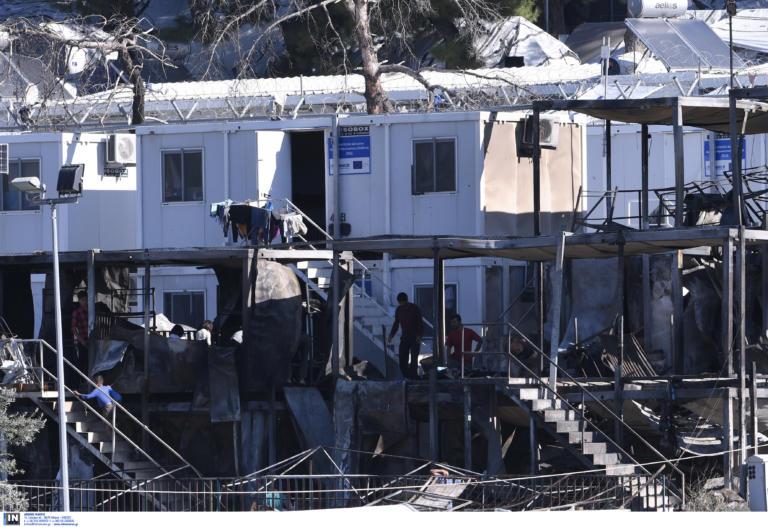 Μυτιλήνη: Τρεις Αφρικανοί στο νοσοκομείο ύστερα από επίθεση Αφγανού στη Μόρια