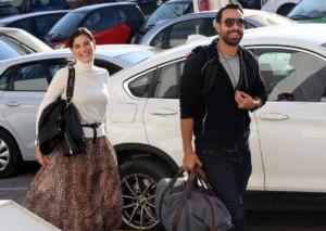Χριστίνα Μπόμπα – Σάκης Τανιμανίδης: Απόδραση στην Αράχοβα μαζί με φίλους! [pics,video]