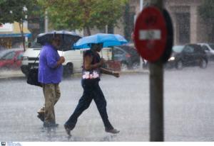 Καιρός σήμερα: Νέα κακοκαιρία με ισχυρές βροχές και σποραδικές καταιγίδες