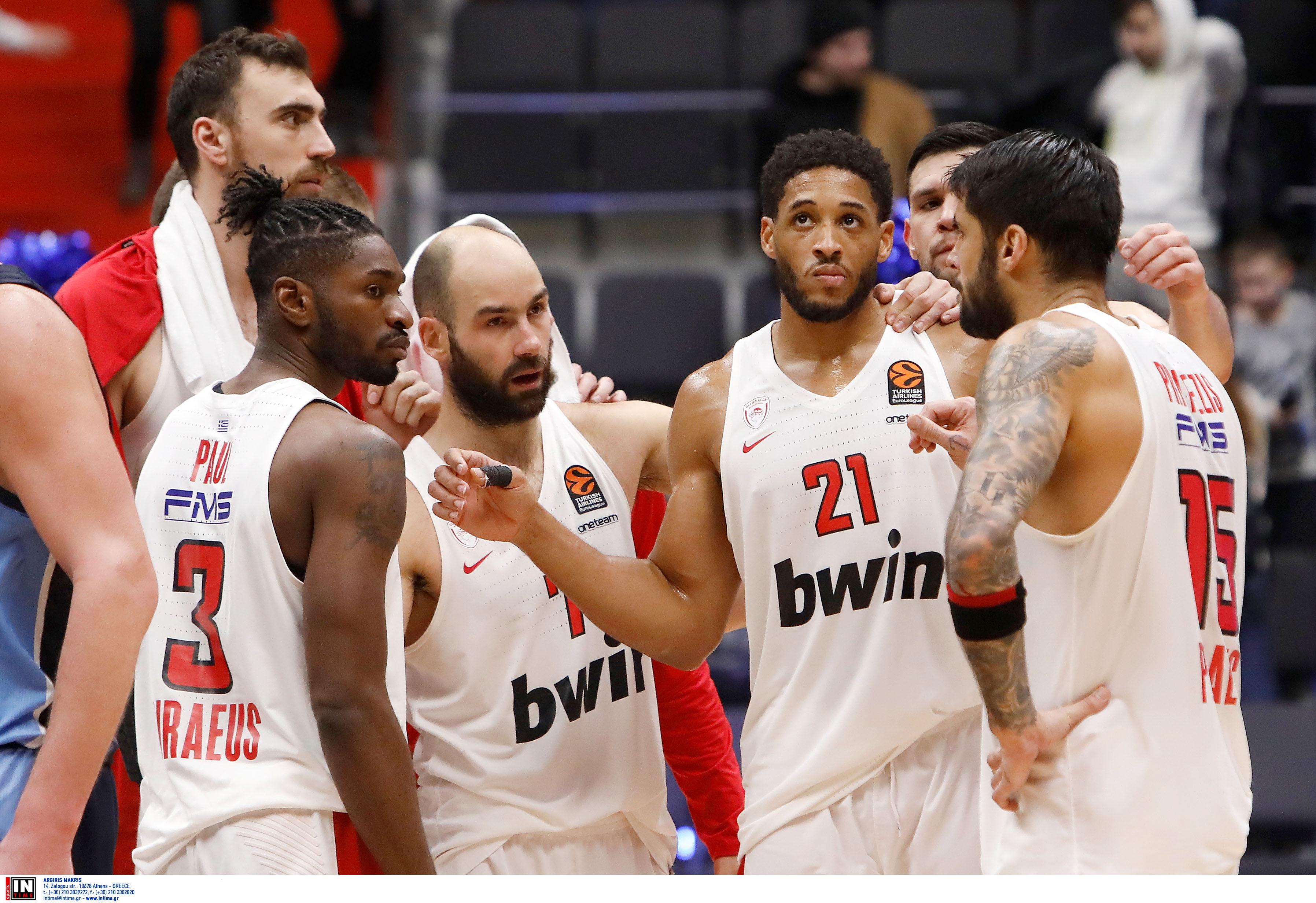 Πρόταση στον ΕΣΑΚΕ να ανέβει στη Basket League ο Ολυμπιακός
