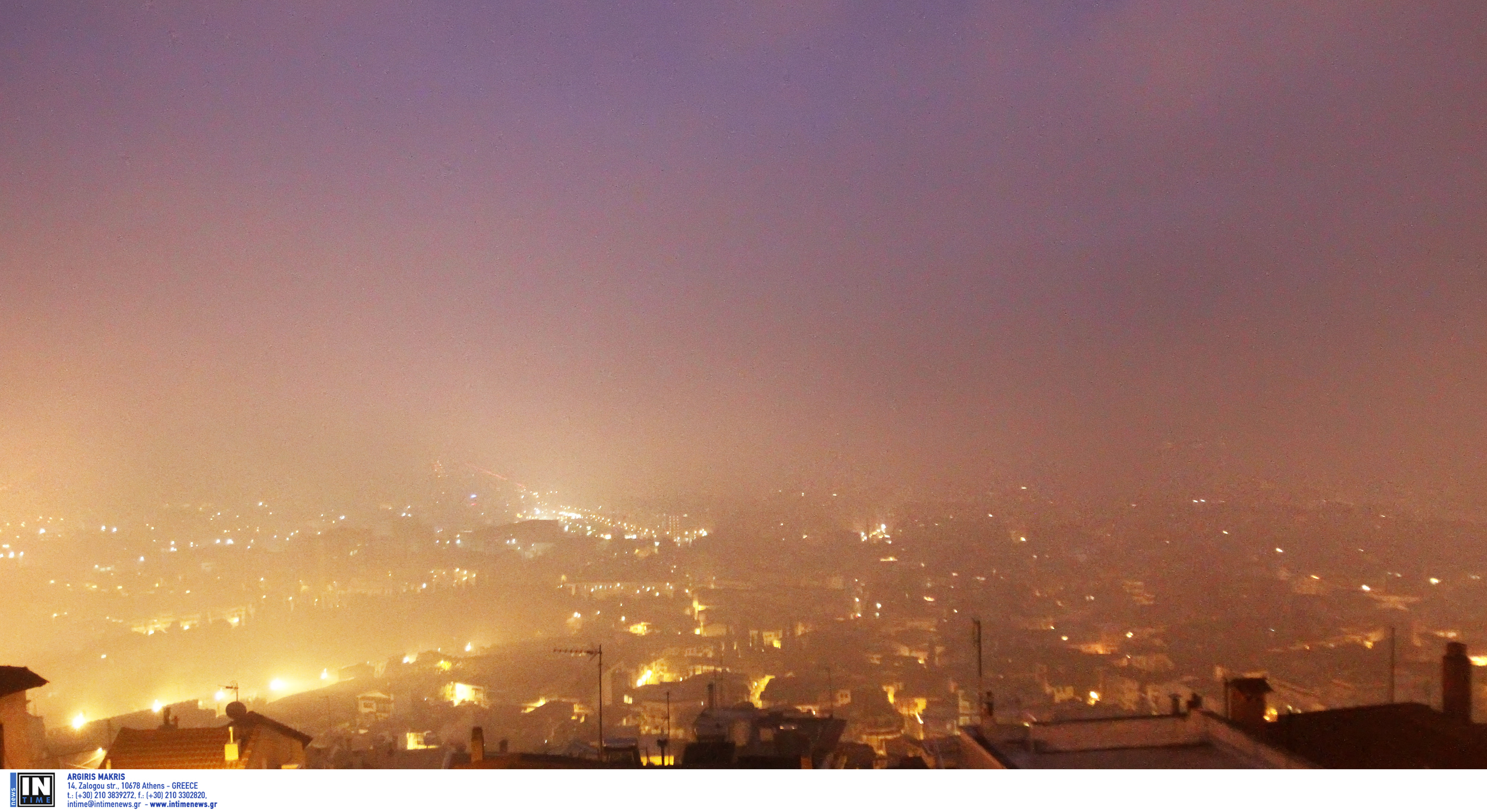 """Πάτρα: Ανησυχητικά στοιχεία για τη ρύπανση! """"Κακή η ποιότητα του αέρα τα βράδια"""""""