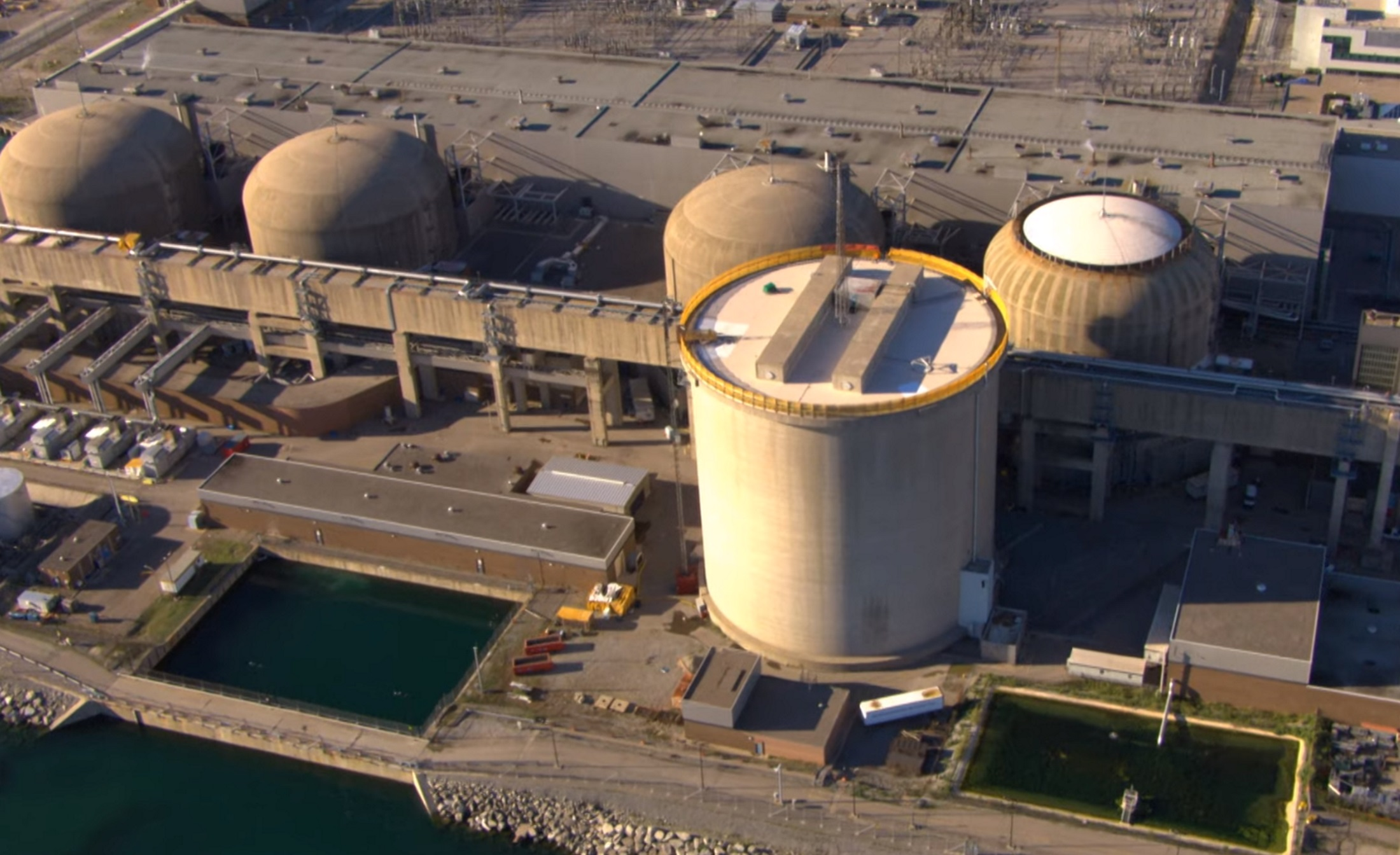"""Συναγερμός για """"περιστατικό"""" σε πυρηνικό σταθμό στο Οντάριο [Video]"""