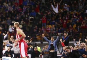 Ολυμπιακός: Συνεχίζεται η διάθεση εισιτηρίων διαρκείας για τη Euroleague!