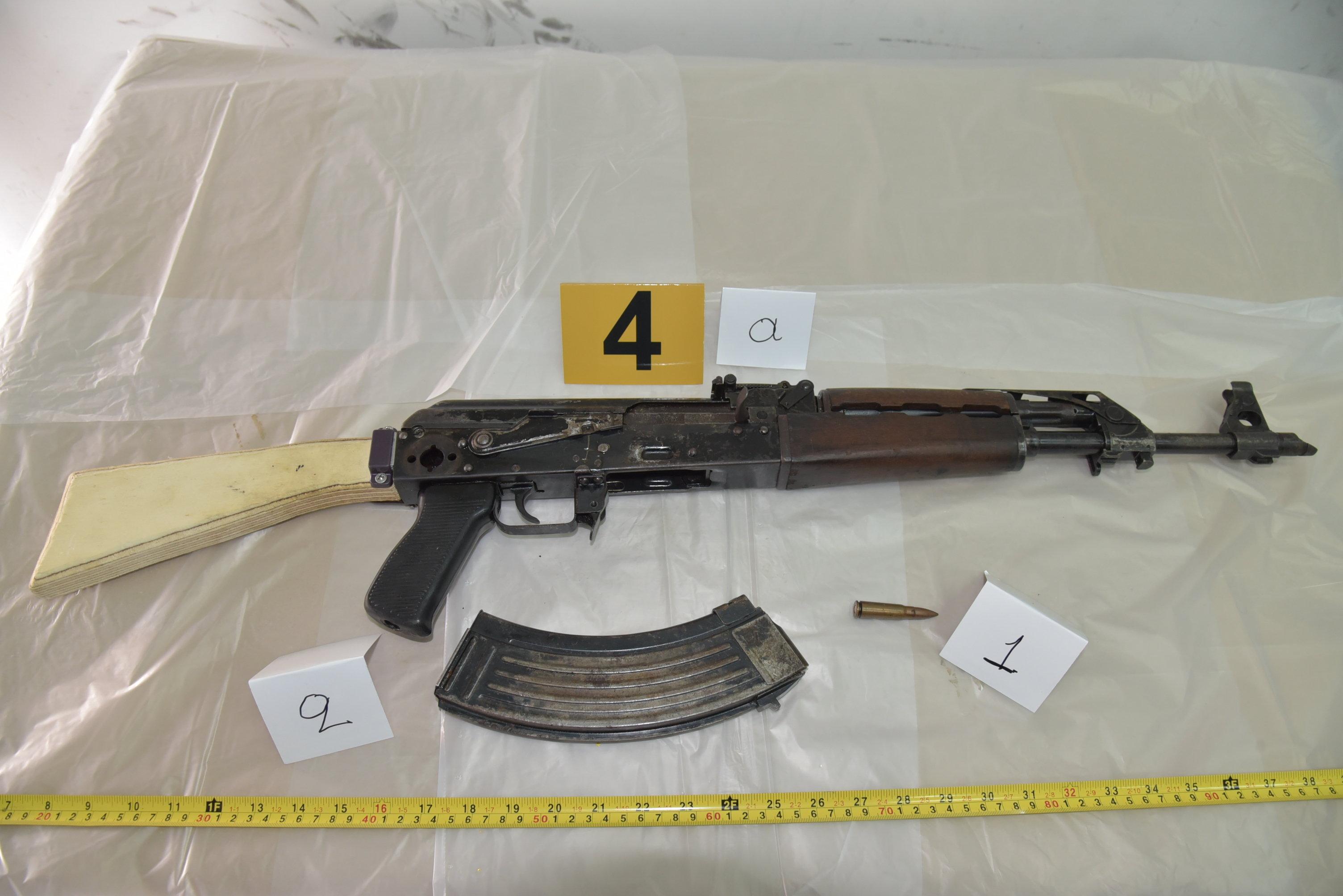 Σύλληψη «Τοξοβόλου»: Έφτιαχνε ένοπλη ομάδα; Τι κρύβεται πίσω από τις ληστείες