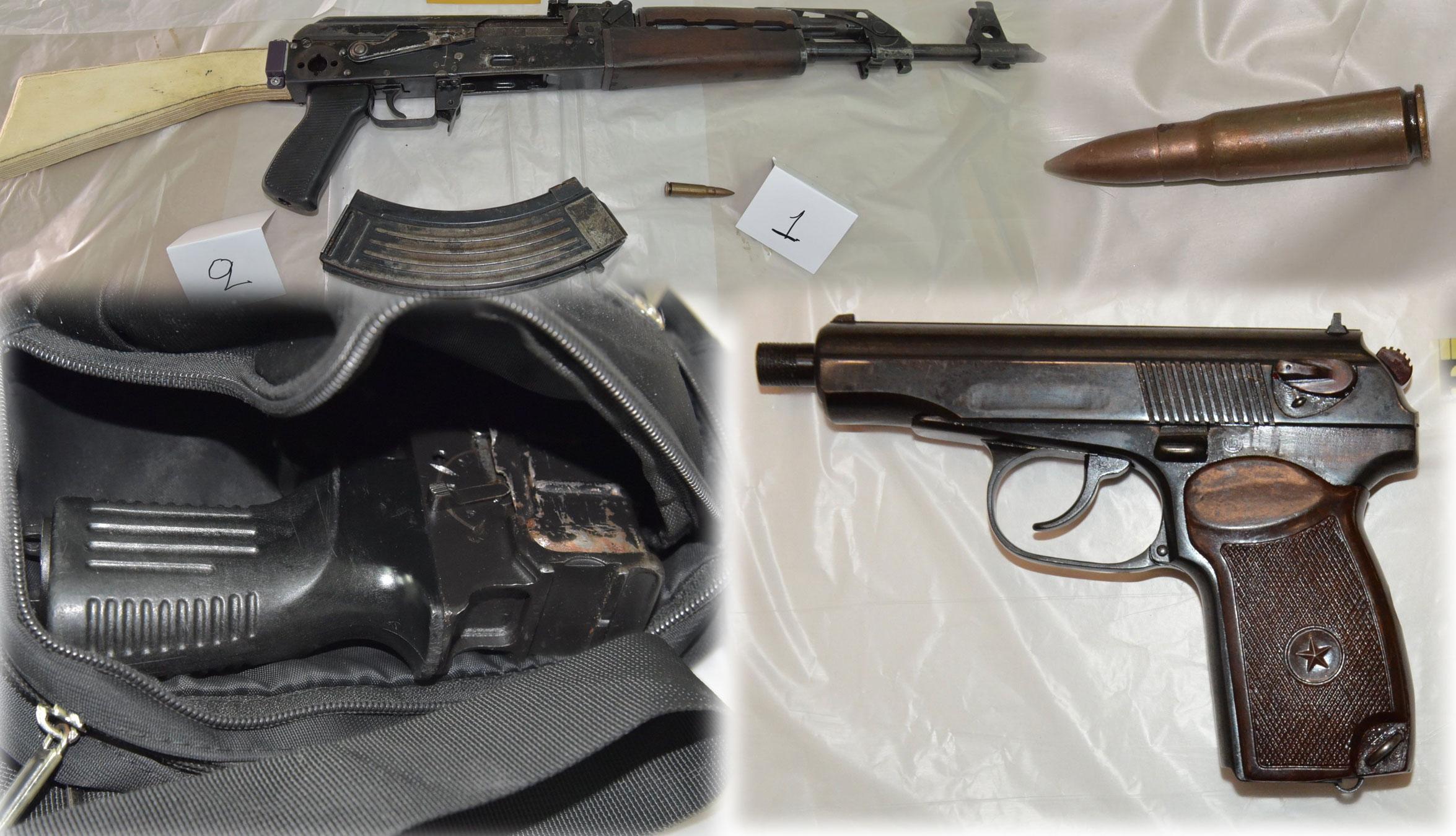 Σύλληψη Τοξοβόλου: Έπιασαν τους τρομοκράτες λίγο πριν κάνουν χτύπημα;