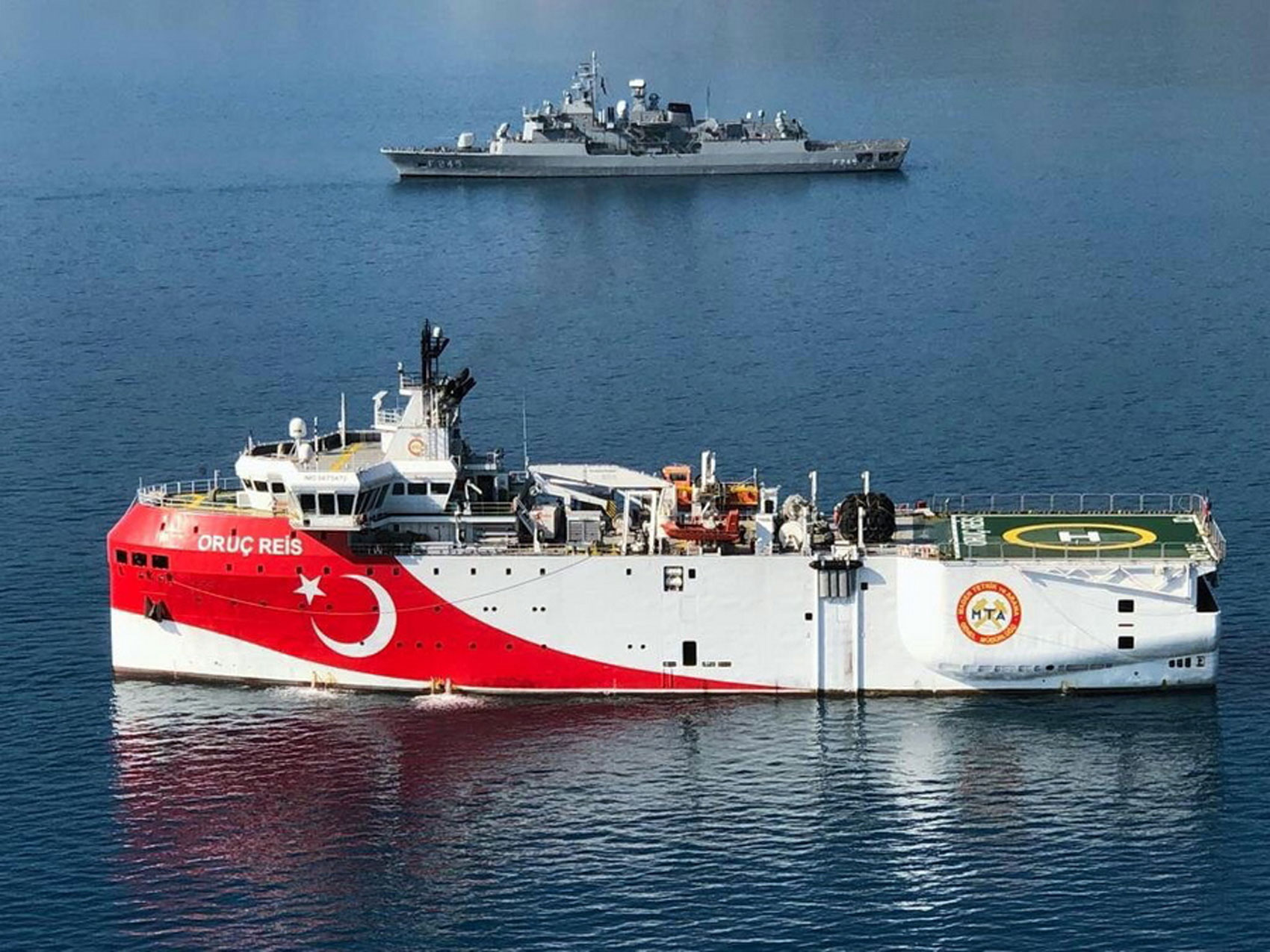 Oruc Reis - Τουρκία
