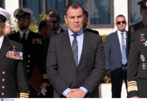 """Ξεκάθαρη απάντηση Παναγιωτόπουλου σε Ακάρ για """"αποστρατιωτικοποίηση"""" ελληνικών νησιών"""