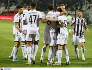 ΠΑΟΚ – Αστέρας Τρίπολης 3-1 ΤΕΛΙΚΟ: Τριάρα σε… δύσκολο ματς για τον Δικέφαλο του Βορρά!