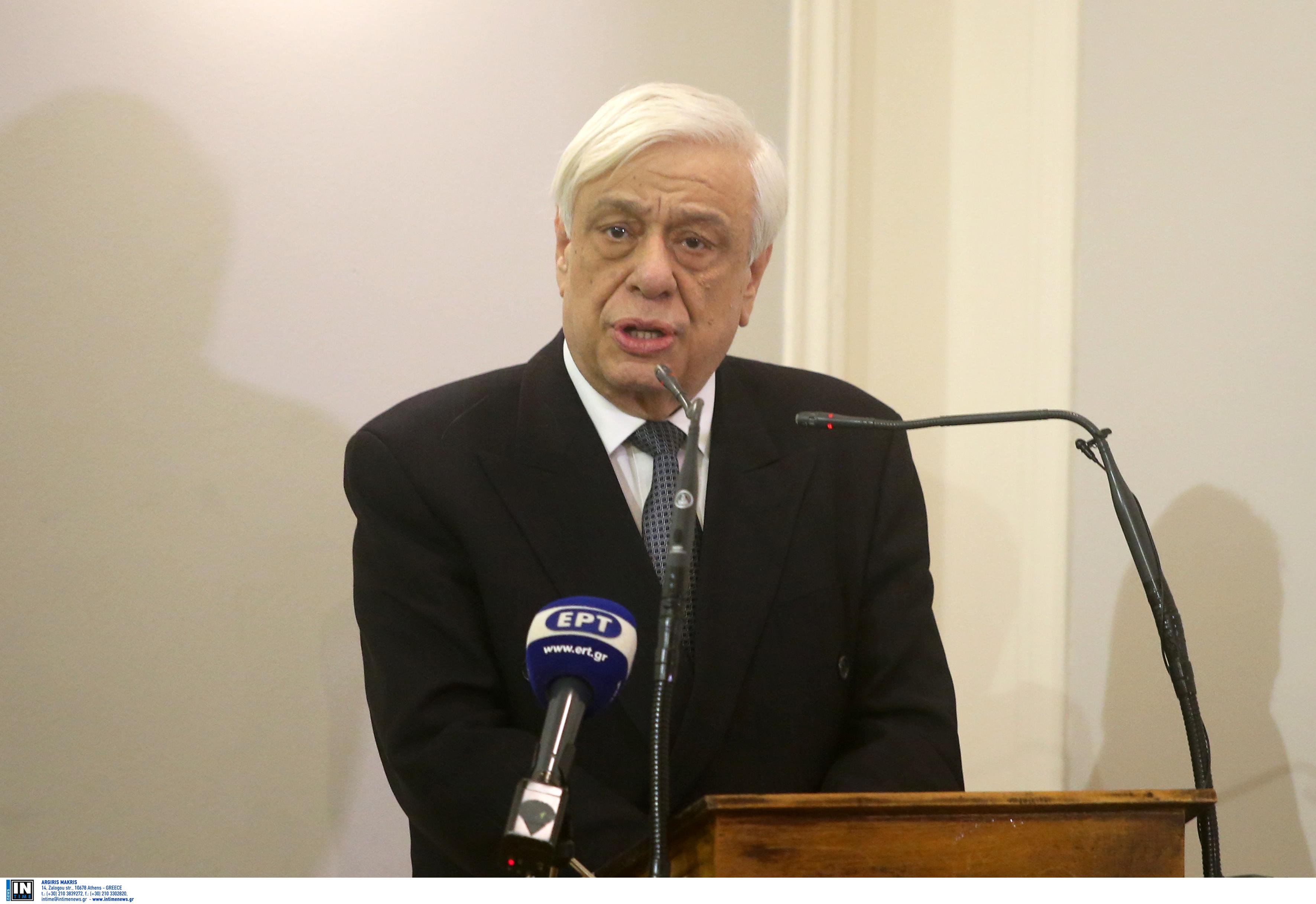 Παυλόπουλος: Η Τουρκία έχει υπερβεί τα όρια του θράσους