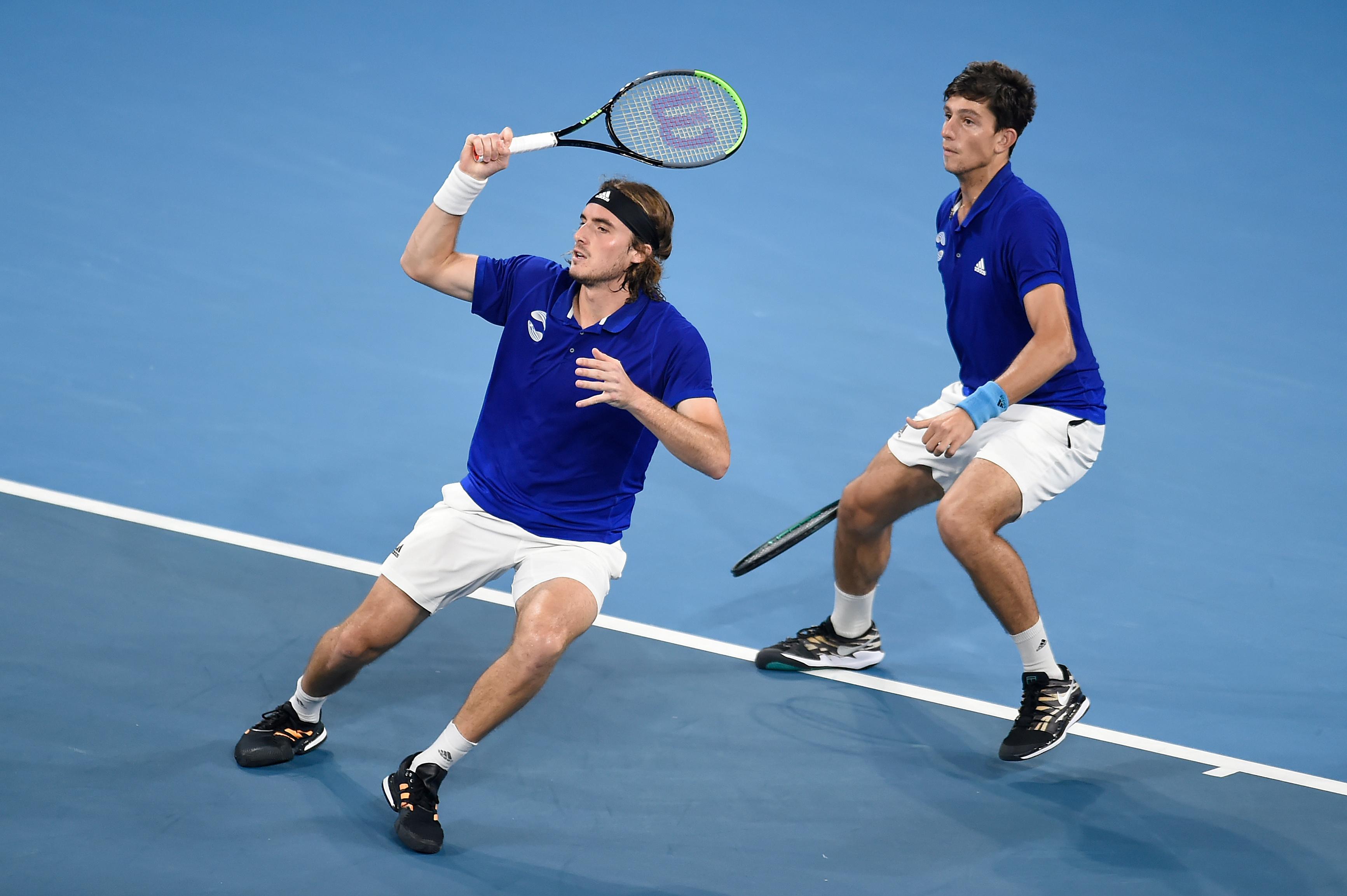 ATP Cup: Χωρίς Ναδάλ η Ισπανία – Κόντρα στον Αουγκούτ για την πρόκριση ο Τσιτσιπάς