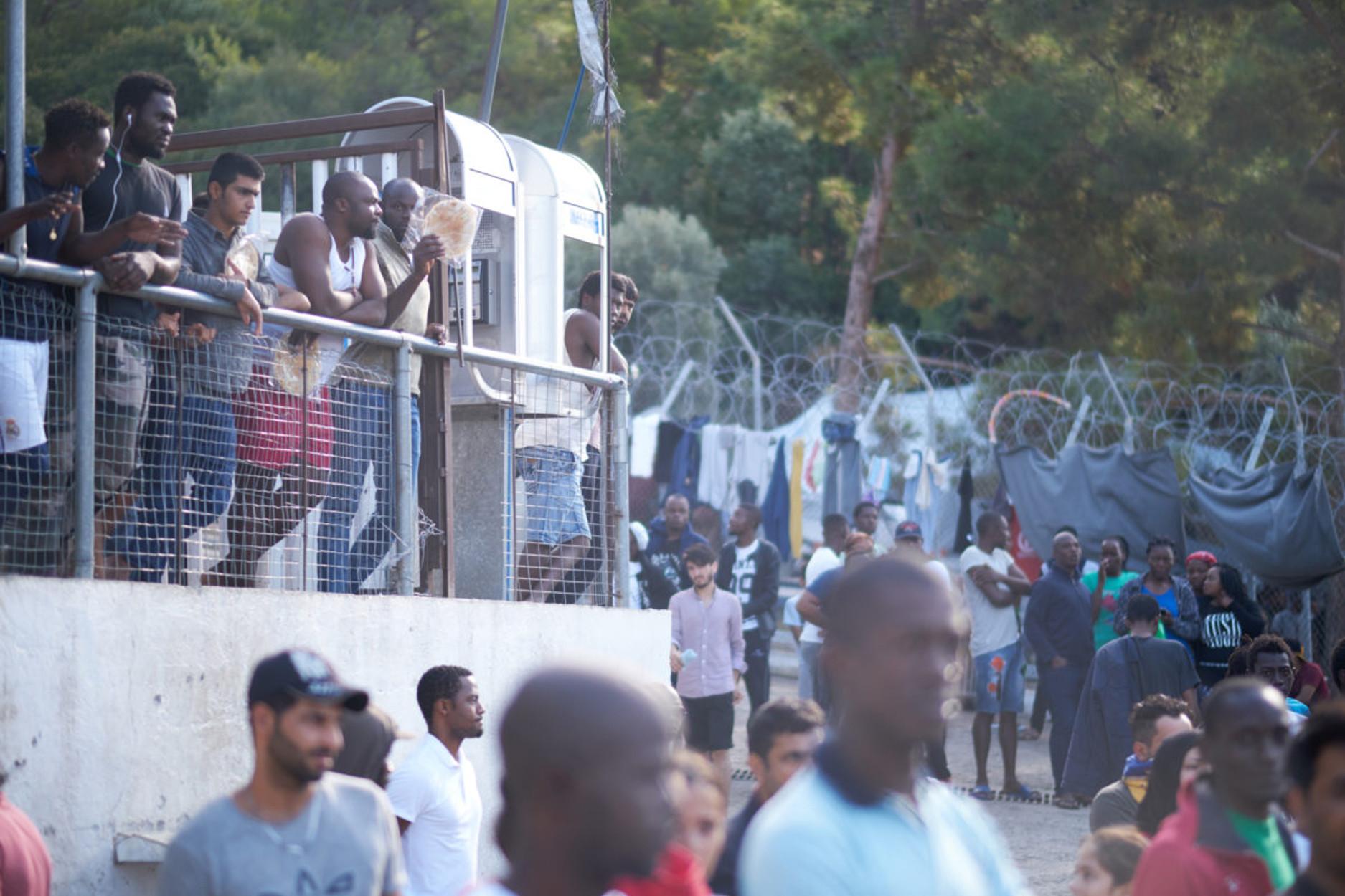 """Πρόεδρος Γιατρών Χωρίς Σύνορα: Φτιάχνουν μια """"Ειδωμένη"""" στα σύνορα του Έβρου"""