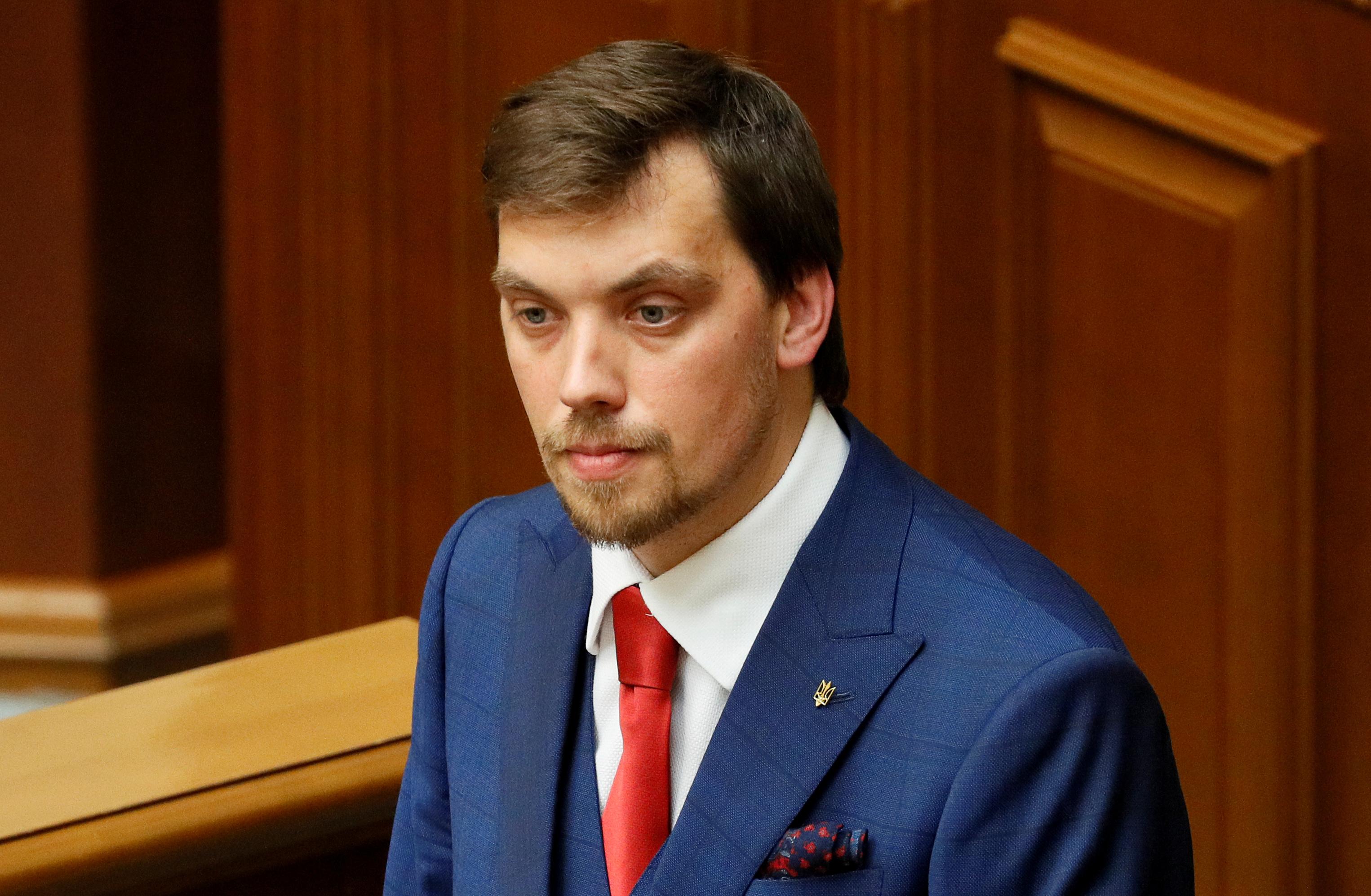 Ουκρανία: Ο Ζελένσκι δεν έκανε δεκτή την παραίτηση του πρωθυπουργού Οντσαρούκ