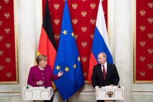 Διάσκεψη για την Λιβύη ζητούν Πούτιν και Μέρκελ