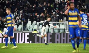 Serie A: Με σούπερ Ρονάλντο ξέφυγε στην κορυφή η Γιουβέντους! video