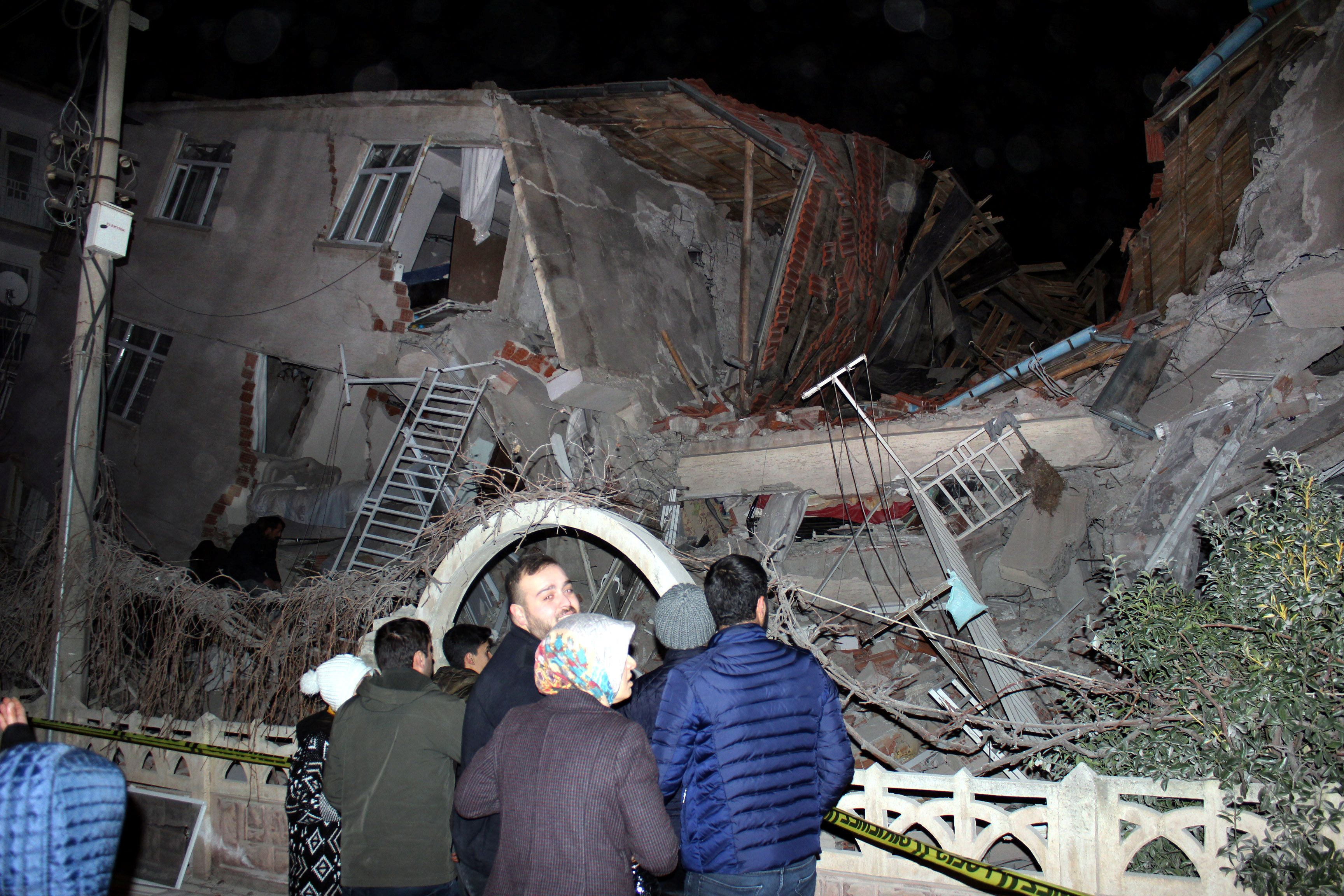 Σεισμός στην Τουρκία: Ο Άκης Τσελέντης για τη σχέση του ρήγματος με την Ελλάδα