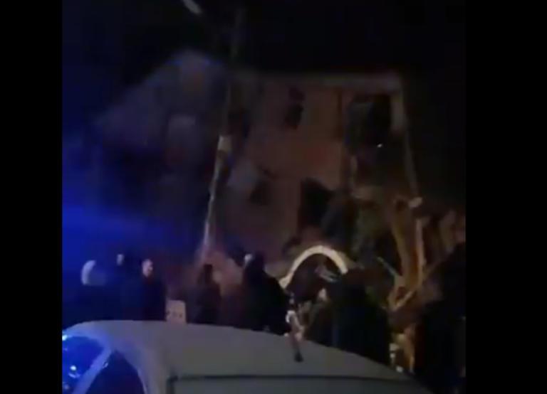 Σεισμός Τουρκία: Οι πρώτες εικόνες της καταστροφής <p data-wpview-marker=