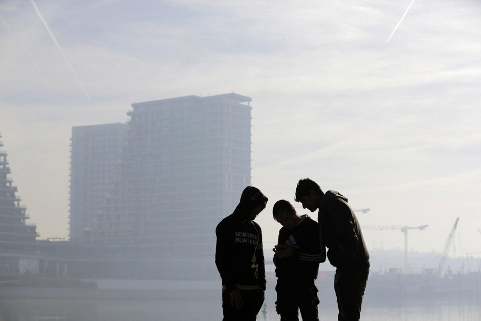 Σερβία: Στο κόκκινο η ατμοσφαιρική ρύπανση στη χώρα