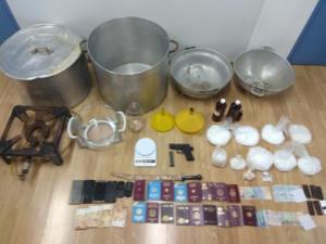 Σίσα: Το πρώτο εργαστήριο του ολέθριου ναρκωτικού στην Ελλάδα! [video]