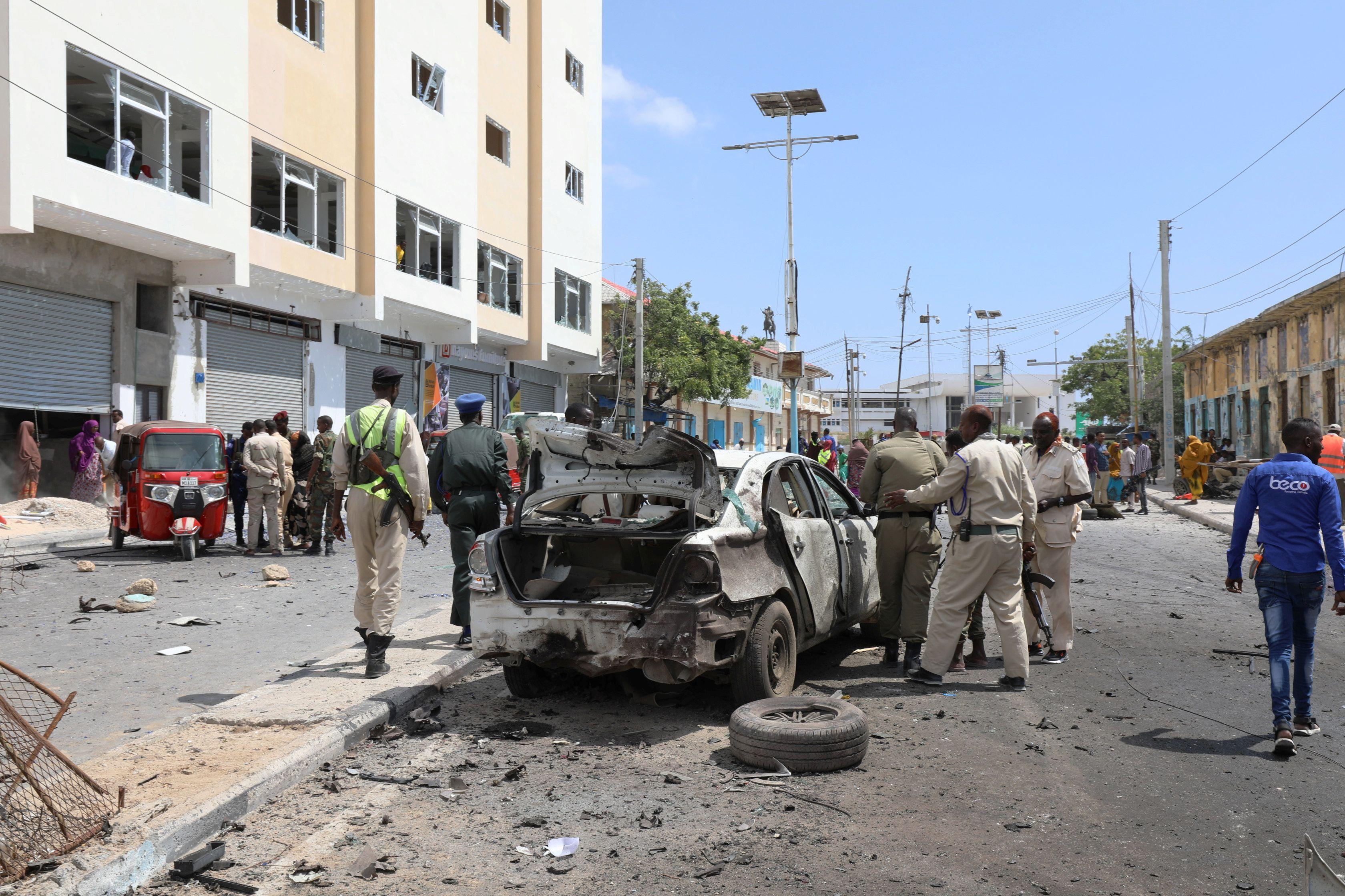 Σομαλία: 19 νεκροί από επίθεση τζιχαντιστών της Σεμπάμπ