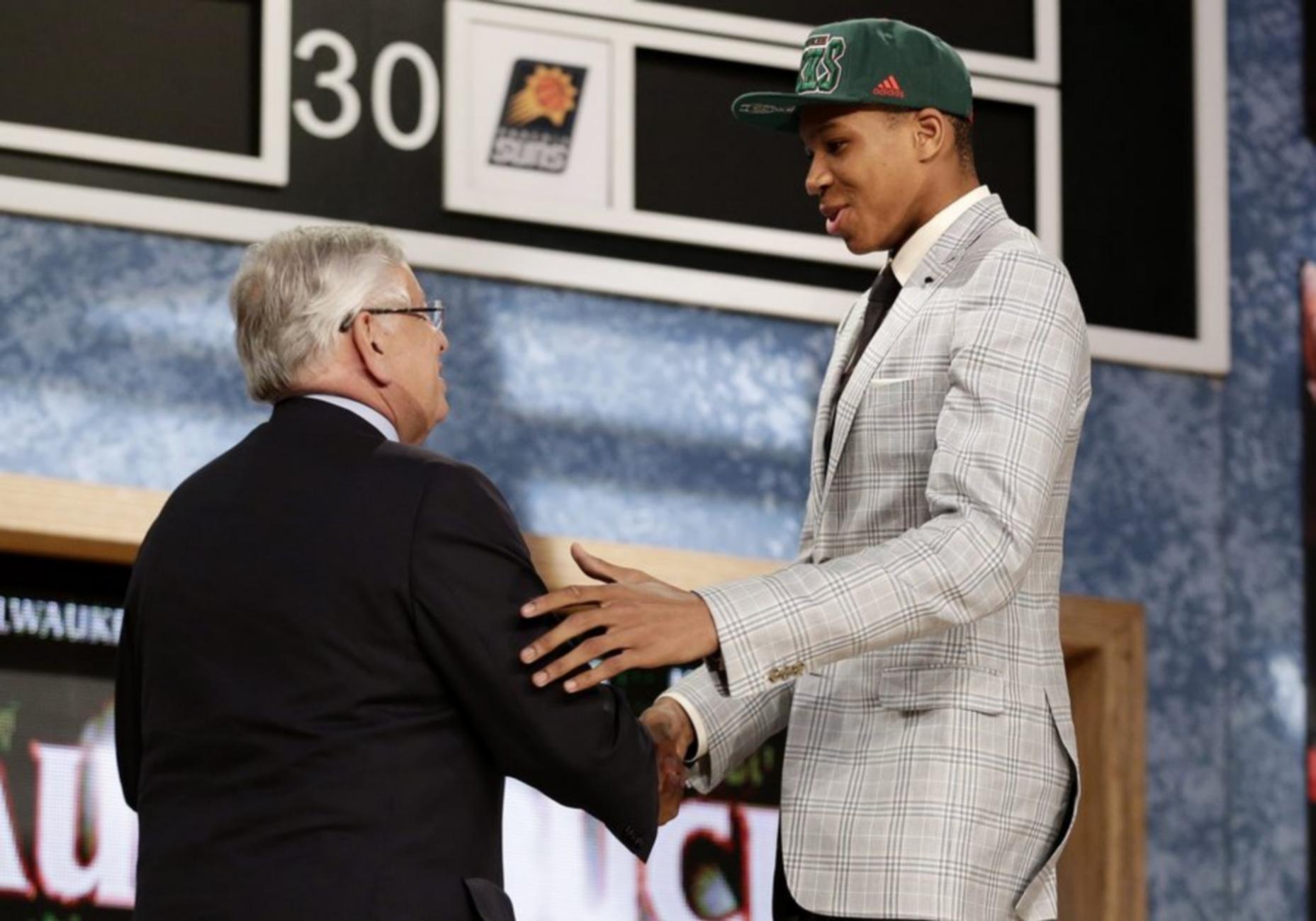 Αντετοκούνμπο: Η κρυφή συζήτηση των Ράπτορς στο NBA Draft του 2013 (video)
