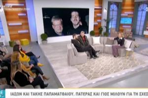 Ιάσονας Παπαματθαίου: Η απρόσμενη έκπληξη της Τατιάνας στον πρωταγωνιστή των «8 Λέξεων» [video]