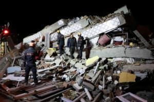 Σεισμός στην Τουρκία: Δε σταματά να τρέμει η Γη! Νέος μετασεισμός 5,1 Ρίχτερ