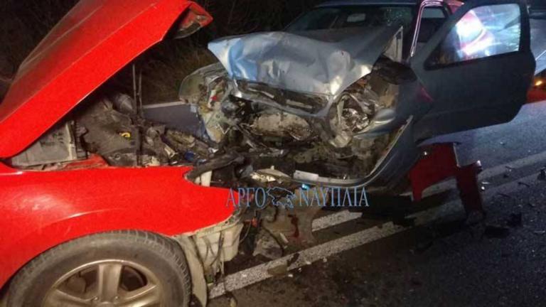 Σοκαριστικό τροχαίο με τρεις τραυματίες στην Αργολίδα
