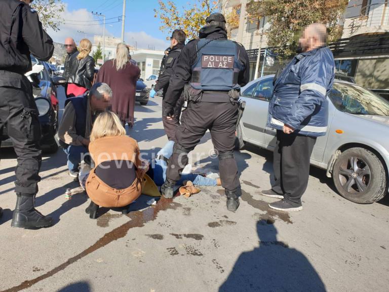 Φρικιαστικό τροχαίο στα Λιόσια: Λεωφορείο παρέσυρε και τραυμάτισε ηλικιωμένη