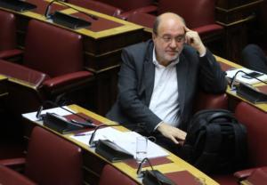 Τρύφων Αλεξιάδης: Ιατρικό ανακοινωθέν για τον βουλευτή του ΣΥΡΙΖΑ!