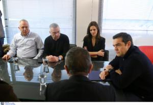 """Τσίπρας: """"Να ανακληθούν οι απολύσεις των τραπεζικών υπαλλήλων""""!"""