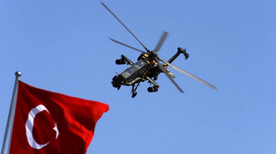 ελικόπτερο - παραβιάσεις