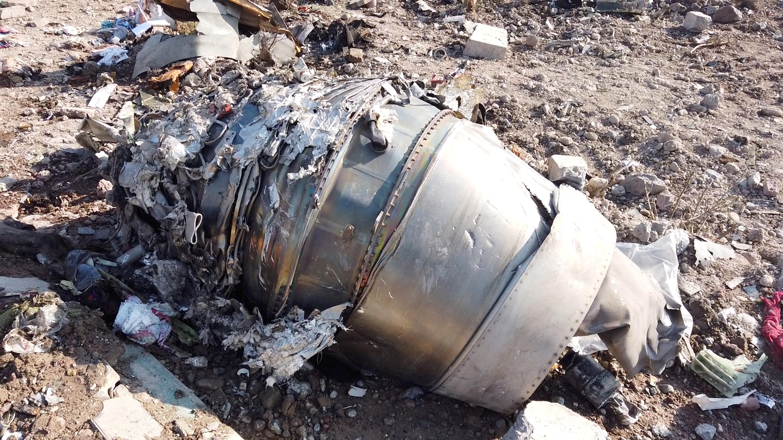 Στην Γαλλία τα δύο μαύρα κουτιά του ουκρανικού Boeing που κατέρριψε το Ιράν
