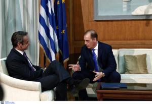 Βελόπουλος: Αυτό μου είπε ο Μητσοτάκης για τον Πρόεδρο της Δημοκρατίας!